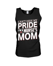 Can't Hide My Pride - Nurse's Mom Unisex Tank thumbnail