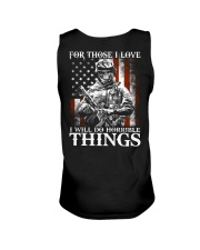 For those i love Unisex Tank thumbnail