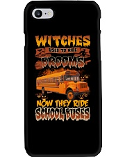 NOW THEY RIDE SCHOOL BUSES  Phone Case thumbnail