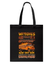 NOW THEY RIDE SCHOOL BUSES  Tote Bag thumbnail