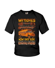 NOW THEY RIDE SCHOOL BUSES  Youth T-Shirt thumbnail