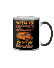 NOW THEY RIDE SCHOOL BUSES  Color Changing Mug thumbnail