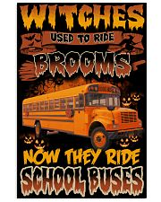 NOW THEY RIDE SCHOOL BUSES  11x17 Poster thumbnail