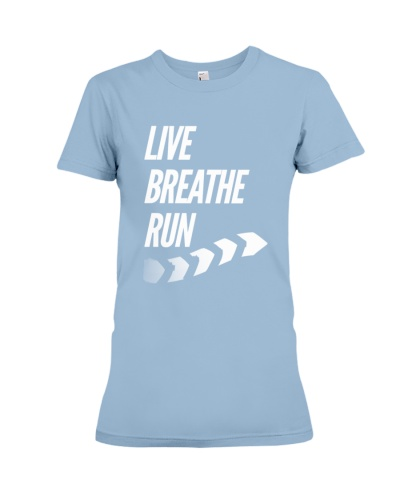 Live Breathe Run