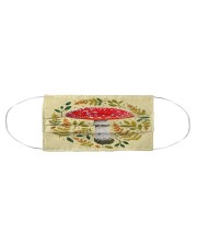 Mushroom Face Mask - Nature Lovers - PawAnimal Cloth face mask aos-face-mask-coverlet-lifestyle-front-01