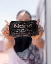 My nickname is Nene  Cloth face mask aos-face-mask-lifestyle-07
