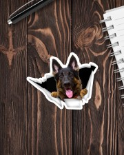 German Shepherd Crack Sticker - Single (Vertical) aos-sticker-single-vertical-lifestyle-front-05