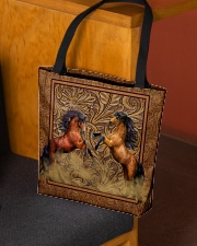 Couple Horse 2 All-over Tote aos-all-over-tote-lifestyle-front-02