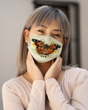 Butterfly Face Mask for Animal Lovers - PawAnimal Cloth face mask aos-face-mask-lifestyle-17