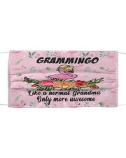 Grammingo Face Cloth face mask front