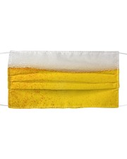 BEER Face Cloth face mask front