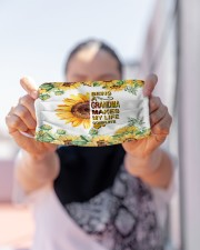 Being A Grandma makes my Life Complete Face Cloth face mask aos-face-mask-lifestyle-07