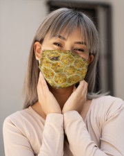 BEE BUTTON Cloth face mask aos-face-mask-lifestyle-17