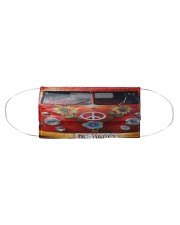 Peace Vw Bus  Cloth face mask aos-face-mask-coverlet-lifestyle-front-01