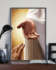 Take my hand 16x24 Poster lifestyle-poster-2