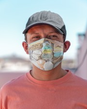 Face Mask - Gifts for Ocean Lovers - PawAnimal Cloth face mask aos-face-mask-lifestyle-06