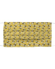 SALE BEE FACE Cloth face mask front