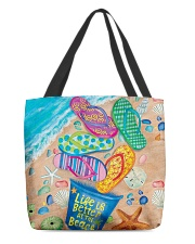Gifts for Ocean Lovers and Face Masks - PawAnimal All-over Tote thumbnail