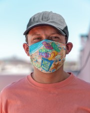 Gifts for Ocean Lovers and Face Masks - PawAnimal Cloth face mask aos-face-mask-lifestyle-06