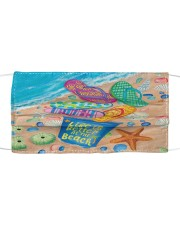 Gifts for Ocean Lovers and Face Masks - PawAnimal Cloth face mask front