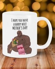 i hope you have a barry nice mother's day Mug ceramic-mug-lifestyle-06