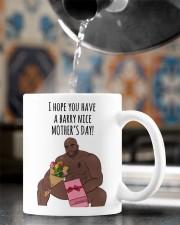 i hope you have a barry nice mother's day Mug ceramic-mug-lifestyle-64