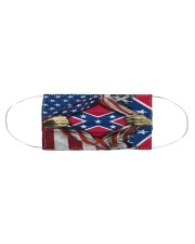 Puerto rico Face Cloth face mask aos-face-mask-coverlet-lifestyle-front-01