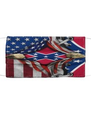 Puerto rico Face Cloth face mask front