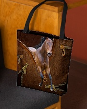 Love horse All-over Tote aos-all-over-tote-lifestyle-front-02