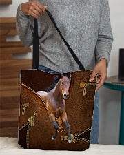 Love horse All-over Tote aos-all-over-tote-lifestyle-front-10