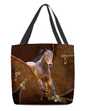 Love horse All-over Tote back