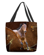 Love horse All-over Tote front