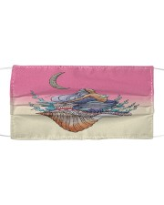 Mermaid Face Cloth face mask front