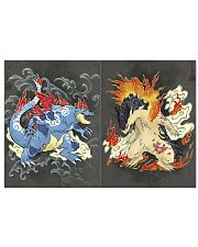Typhlosion and Feraligatr 24x16 Poster front