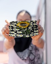 Blessed To be Called Grandma Face Cloth face mask aos-face-mask-lifestyle-07