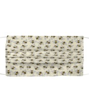 BEE FACE Cloth face mask front