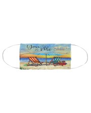 We Got This - Gifts for Ocean Lovers - PawAnimal Cloth face mask aos-face-mask-coverlet-lifestyle-front-01
