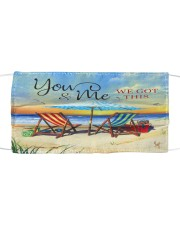 We Got This - Gifts for Ocean Lovers - PawAnimal Cloth face mask front
