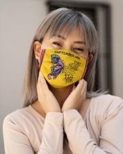 SEPTEMBER GIRL FACE Cloth face mask aos-face-mask-lifestyle-17