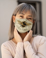 BEE KIND FACE Cloth face mask aos-face-mask-lifestyle-17