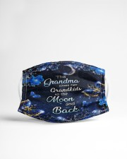 Grandma Loves her Grandkids Face Cloth face mask aos-face-mask-lifestyle-22