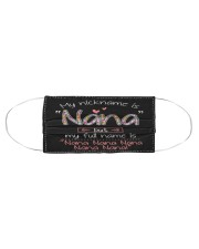 My nickname is Nana Cloth face mask aos-face-mask-coverlet-lifestyle-front-01