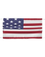 American Flag Mask Face Cloth face mask front