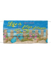 Face Mask - Gifts for Ocean Lovers - PawAnimal Cloth face mask front