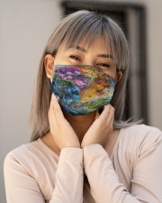 Nature Flower Face Cloth face mask aos-face-mask-lifestyle-17