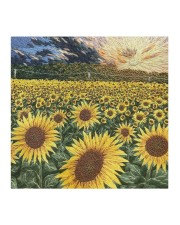 SUNFLOWER FACE Cloth face mask aos-face-mask-coverlet-lifestyle-front-02