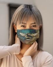 BEE FACE Cloth face mask aos-face-mask-lifestyle-18