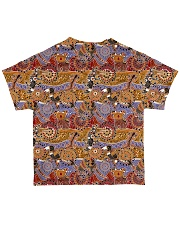 ABORIGINAL PARTERN 3D All-over T-Shirt back