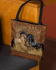 Couple Horse All-over Tote aos-all-over-tote-lifestyle-front-02