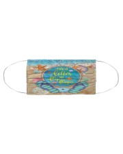Life is better in Flip Flop Cloth face mask aos-face-mask-coverlet-lifestyle-front-01